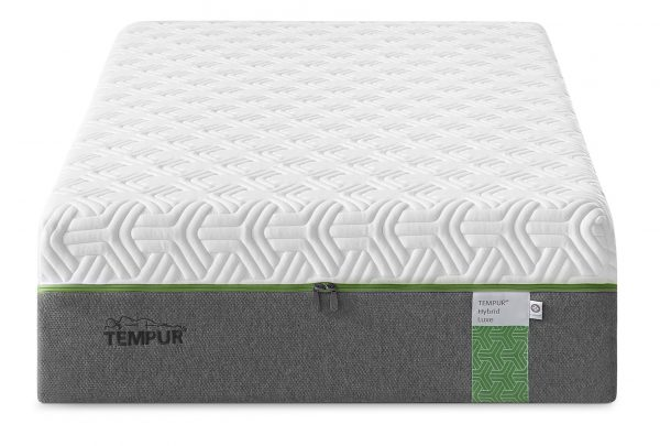 TEMPUR Hybrid Luxe 30 CoolTouch -patja edestä