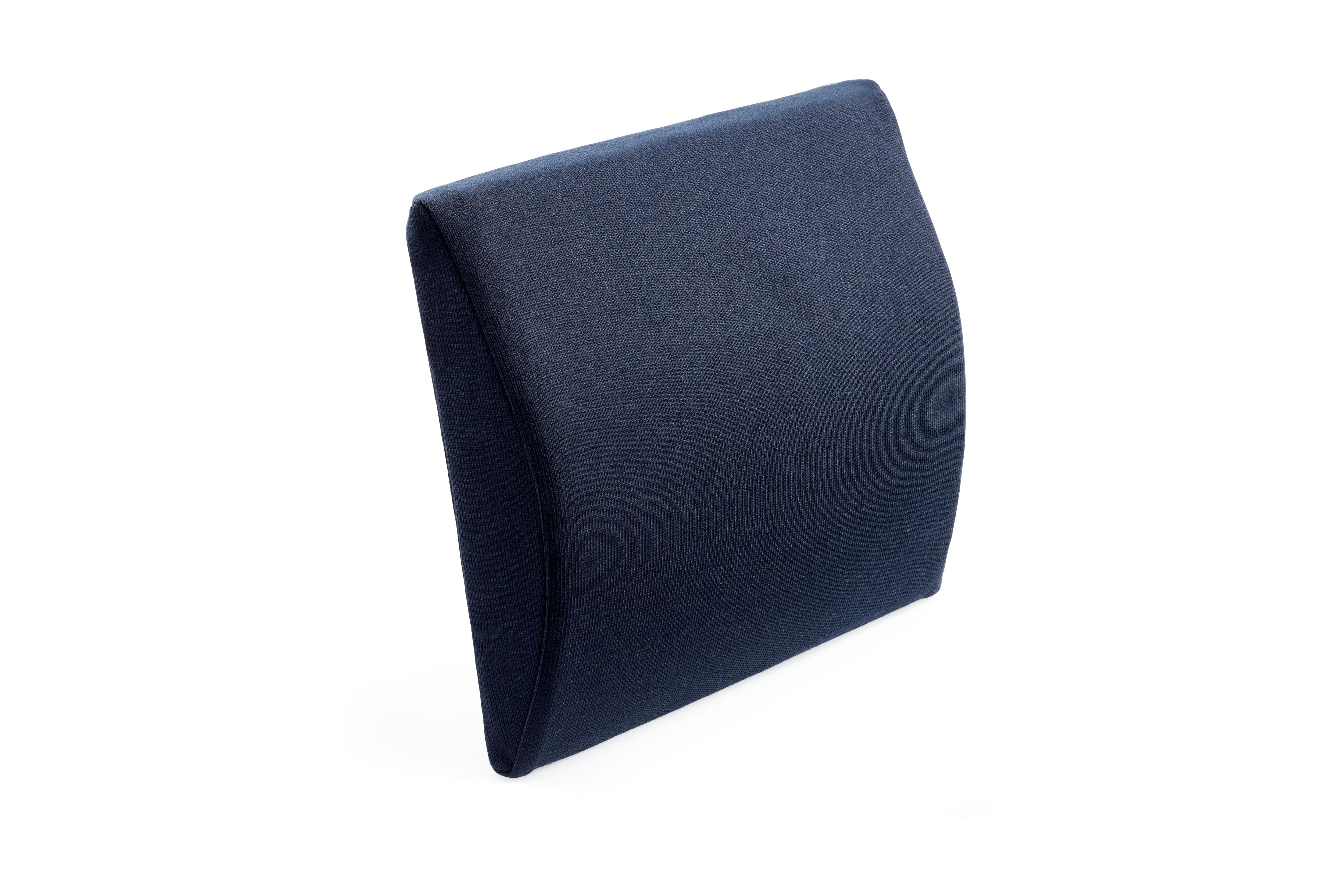 Transit -selkätyyny soveltuu minkä tahansa istuimen ja selän väliin laitettavaksi ristiseläntueksi. Pienen kokonsa ansiosta tyyny on helppo ottaa mukaan matkoille tai vaikka autoon.