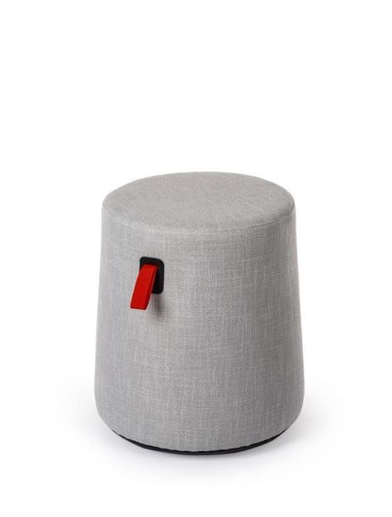 Stoo Mini toimii sekä aktivoivana istuimena tai rahina.
