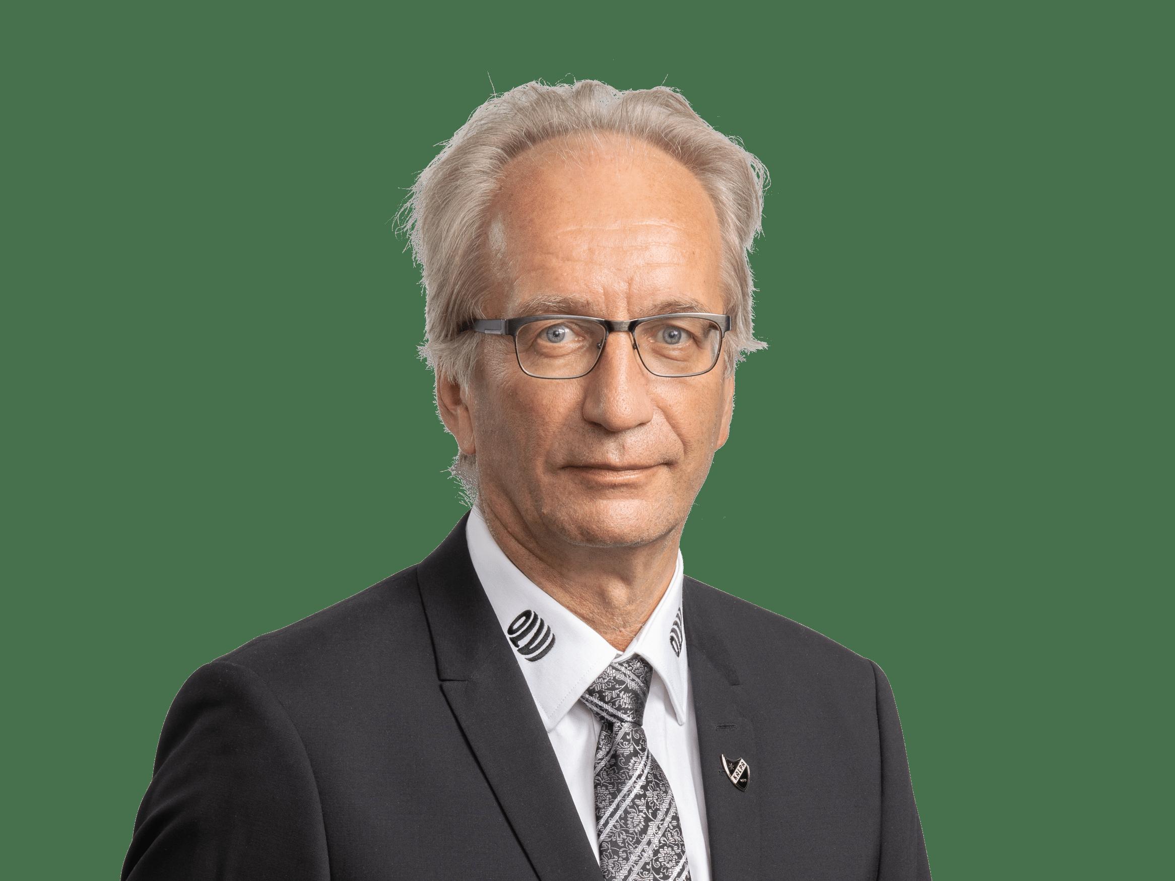Lääkäri Olavi Airaksinen