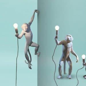 Seletti monkey lamp valaisimet