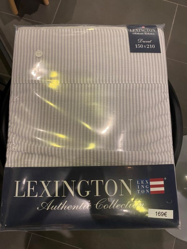 Lexington Duvet