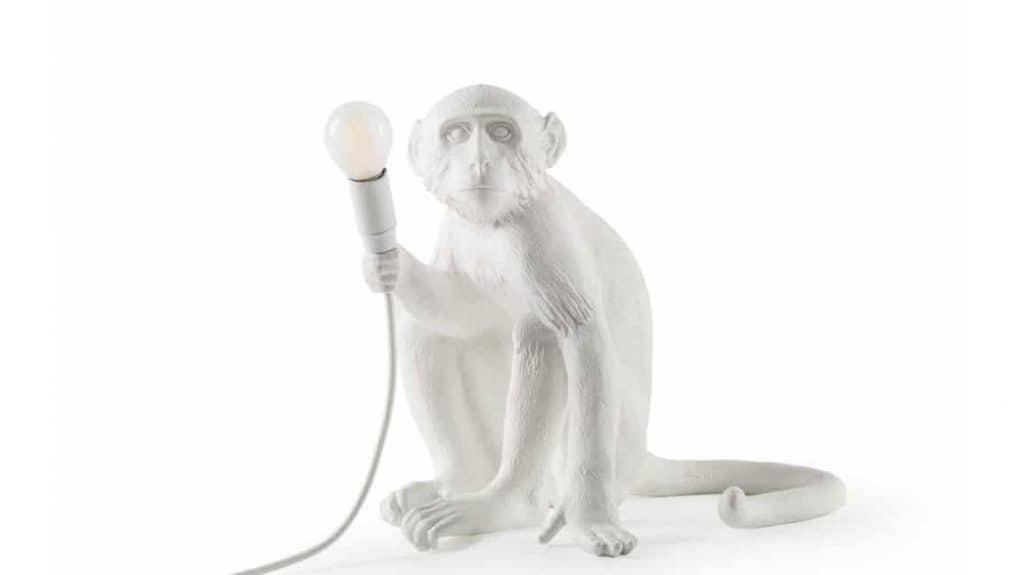 Seletti Monkey -valaisin